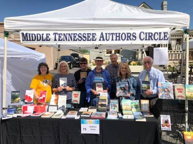 Mid TN Authors Circle