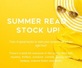 Summer Read Stock Up Facebook